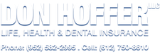 Don Hoffer Insurance Logo