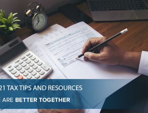 2021 Tax Tips and Resources